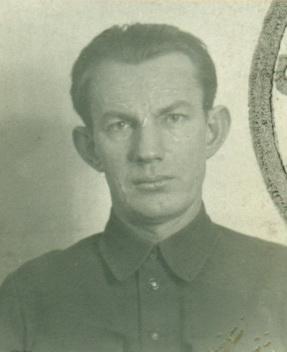 Яков Григорьевич Викарук, 1938 год. Источник: РГАСПИ